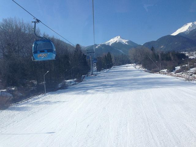Ски курорт Банско