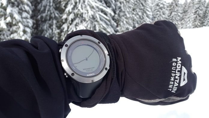Часовник за преходи в планината