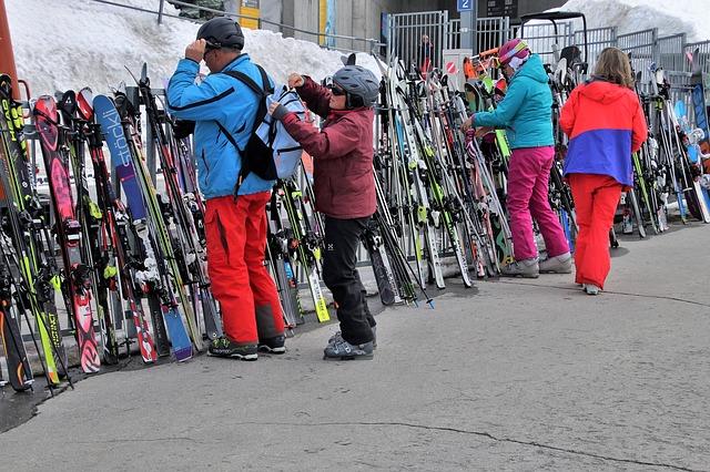 избор на ски