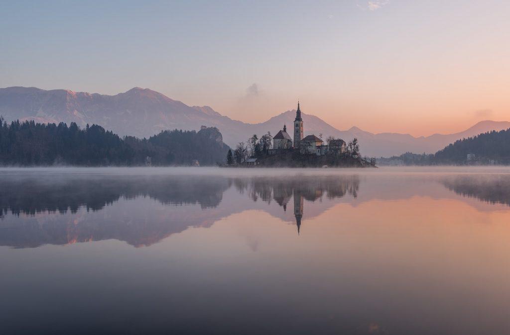 Уникални пейзажи от Европа 5