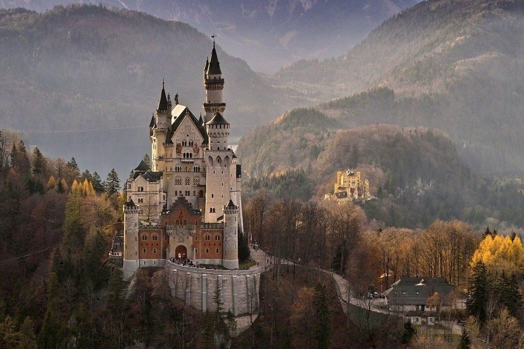 Уникални пейзажи от Европа 8